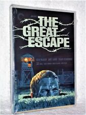 The Great Escape [1963] (Dvd, 2020, Criterion) New Steve McQueen James Garner