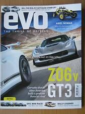 Evo 206 March 2015 Corvette Z06 911 GT3 Alpina B4 D4 BMW M4 Audi RS5 Lexus RC F