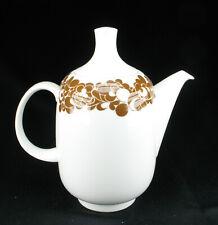 "Rosenthal Porzellan Kaffekanne ""plus"" Karnagel - 60s porcelain coffee pot"