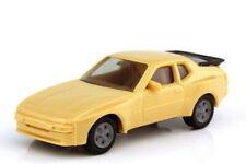1:87 Porsche 944 Beige Fuchs Wheels - herpa 2039