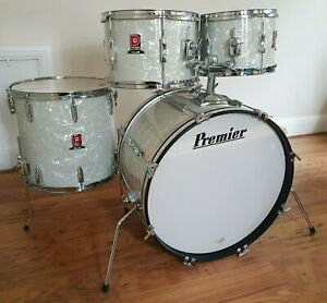 Premier Drum Kit 22 12 13 16
