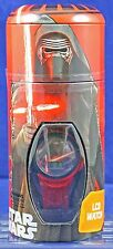 Kylo Ren LCD Watch Star Wars Collectors Tin The Force Awakens NIB c228