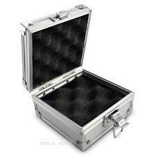Tattoo Machine Foam Paded Box Case Aluminium Alloy Storage Rotary Gun Coil Kits