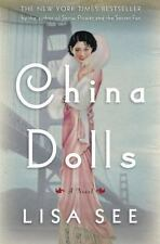 NEW! China Dolls by Lisa See (2014, Hardcover)