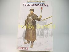 1/16 WWII German FELDGENDARME  Dragon Soldier Plastic Model Kit # 1618