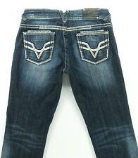 VIGOSS - women's jeans -THE DUBLIN Straight   size 9  / inseam 32