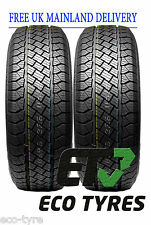 2X Tyres 235 65 R17 104H Superia/GoForm RS800 SUV E C 71dB