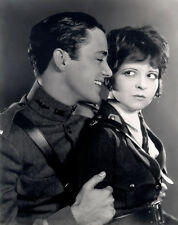 CLARA BOW CHARLES BUDDY ROGERS 8x10 PICTURE WINGS PHOTO