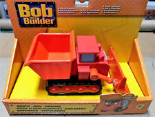 Bob the Builder plastic push toy -  MUCK - LC65559 - Learning Curve TOMY - new