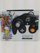 Official Nintendo Wii U Gamecube Controller Super Smash Brothers Japanese