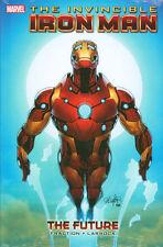 INVINCIBLE IRON MAN VOL #11 HARDCOVER Matt Fraction Marvel Comics #521-527 HC