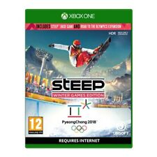 Steep: Winter Games Edition (Xbox One) Brand New and Sealed UK Quick Dispatch