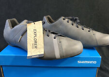 New Size 48 (US12.3) - Shimano RT4 - Explorer Series - Cycling Shoes - Grey