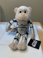 Star Wars Storm Trooper Rally Monkey Mlb Baseball Los Angeles Angels with Tags