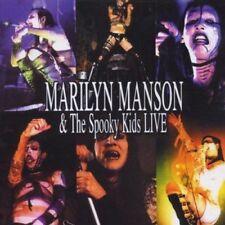 Marilyn Manson & Spooky Kids - Live NEW CD