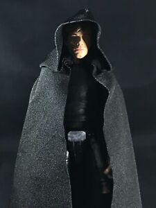 Star Wars Black series Mandalorian Jedi  Luke Skywalker custom figure