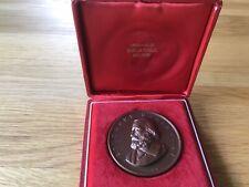 1882 - 1982 centenary coin medal ITALY GIUSEPPE GARIBALDI alleroe dei  Mondi