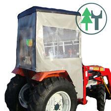 Kabine Verdeck für Kubotatraktoren mit Überrollbügel Traktorkabine Mauser Cap