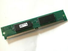 8MB 72 PIN 60NS FAST PAGE LOW PROFILE SIMM MEMORY MODULE MT4D232DM-6     fcb10.7