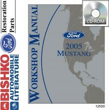 other manuals literature for ford mustang ebay rh ebay com 2005 Mustang Manual Interior 2005 Mustang Manual Interior