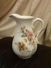 """Vintage Royal Worcester W5649 Floral Jug 6"""""""