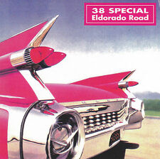 CD 38 SPECIAL - Eldorado Road Live Dallas 1984 / Lynyrd Skynyrd Southern Rock