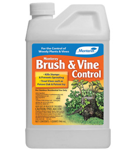 Monterey LG5367 Brush and Vine Killer Stump and Tree Sprouting Herbicide Cont...