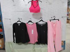 5 EVERLAST RIDER LEE 2XL WOMENS CLOTHES SHIRTS SPORTS BRA SWEATPANTS XXL LOT
