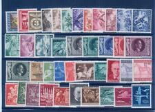 Germany Third Reich 1943 - 45 complete collection MNH