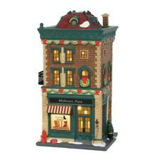 """Department 56~Christmas In The City ~ """"Midtown Pets"""" ~ Numbered, Limited Edition"""