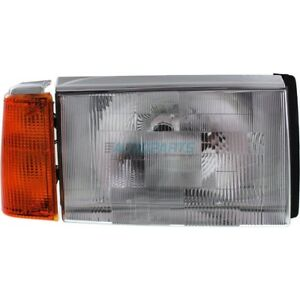 NEW RIGHT HEAD LAMP ASSEMBLY FITS 1996-1997 VOLVO WC 836013205