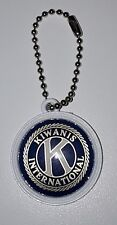 VINTAGE KIWANIS INTERNATIONAL KEY CHAIN KEYCHAIN