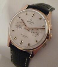 Rarität: Vintage Gigandet Wakmann Breitling Chronograph Cal. Landeron 248 -TOP !