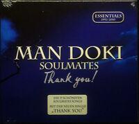 CD Man Doki Soulmates Thank You NEW - ORIGINAL PACKAGING