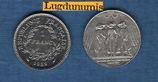 V République 1959 - / 1 Franc 1989 Etats Généraux 5 mai 1789 TB TTB Commémorativ