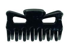 9cm Black Hair Claw Clip