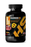 anti inflammatory supplement - VIRGIN BLACK SEED OIL - liver support herbs 1 BOT