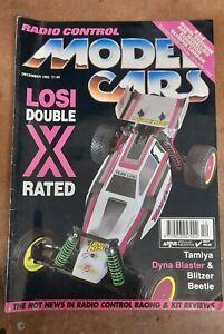 Radio Control Model Cars. Dec 93. Losi XX Review