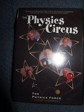 The Physics Circus (DVD) Force University of Minnesota U M MN live performance