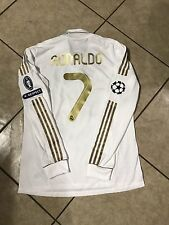 Spain Real Madrid Ronaldo CL Formotion Player Issue Shirt Adidas  Match Unworn