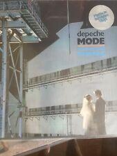 Depeche Mode Some Great Reward Grey Vinyl LP-Stumm 19
