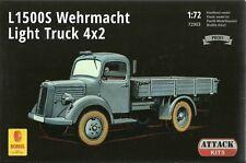 Attack 1/72 Mercedes Benz L1500S 4x2 Light Truck