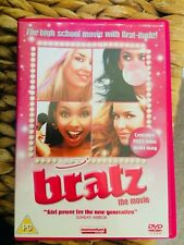 Bratz the movie dvd