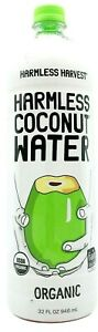 Harmless Harvest Organic Coconut Water 32 oz ( Pack of 12 )