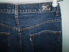 Levi's Silvertab Dark Rinse Blue Jeans Denim 33 x 34 Made Canada