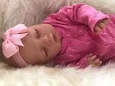 Reborn Baby Girl Lotty Newborn Child Friendly First Fake Baby 3