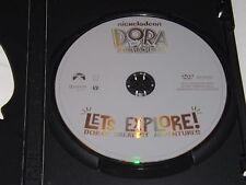 Dora the Explorer: Let's Explore! Dora's Greatest Adventures (DVD, 2010) Full Sc