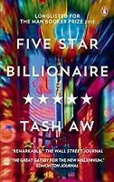 Five Star Billionaire Tash Aw