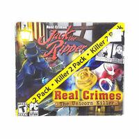 Real Crimes: Jack the Ripper (PC, 2010) Unicorn Killer Windows Hidden Object