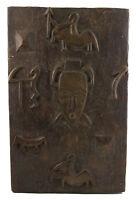 Porta Di Attico Senoufo 59x38 CM Arte Africa-Africa West Dogon 16516